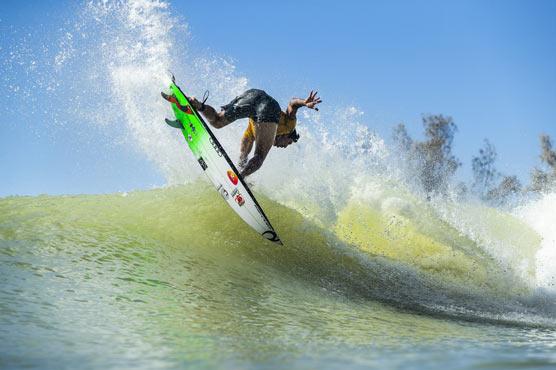 Bigger than Neymar? Brazilian surfer Medina eyes golden future