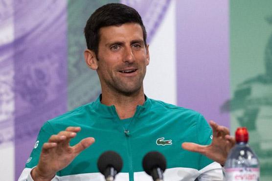 Djokovic aces Struff test to reach last 16 at Olympics