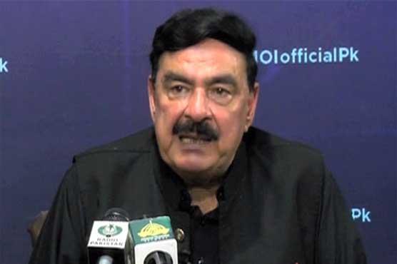 تحریک انصاف آزاد کشمیر میں تنہا حکومت بنانے کی پوزیشن میں: شیخ رشید