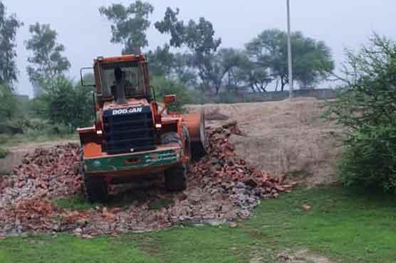 پنجاب حکومت کا قبضہ گروپ کیخلاف آپریشن، مزید 210 کنال زمین واگزار