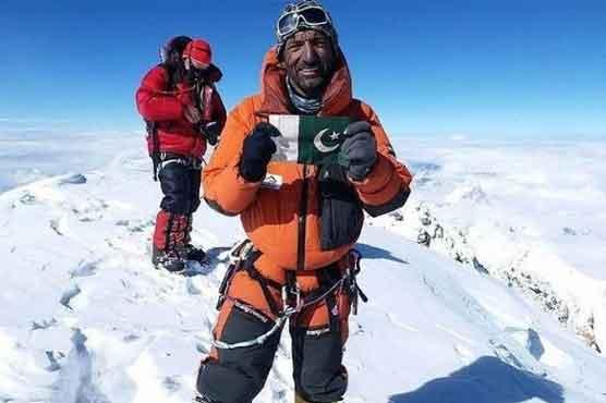 Pakistan's iconic climber Ali Sadpara's body found on K2