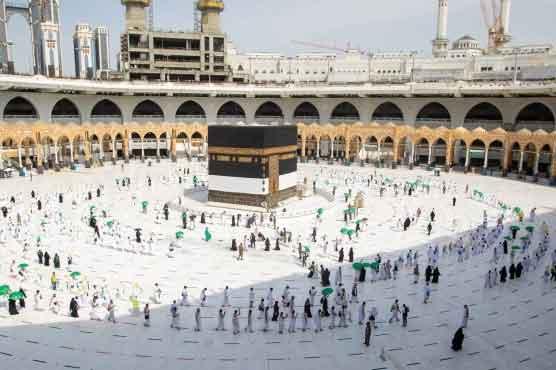 سعودی عرب کا یکم محرم سے بیرون ملک معتمرین کیلئےعمرہ سیزن کھولنے کا فیصلہ