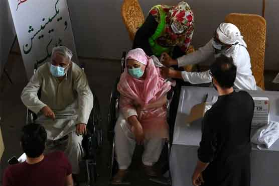 Smart lockdown to end only after 100 pc vaccination across country: NCOC