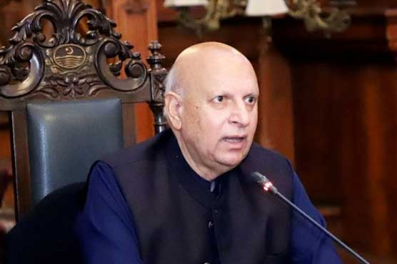 Accept it or not, you're defeated, Ch Sarwar tells Maryam Nawaz