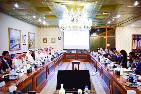 Pak, Saudi delegations meet to discuss bilateral ties: FO