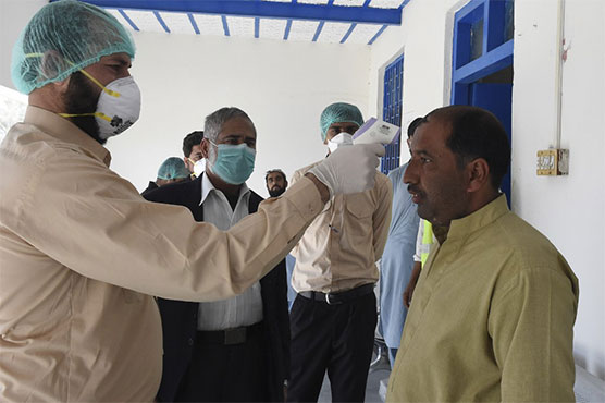 COVID-19 claims one more life, infects 40 others in Balochistan