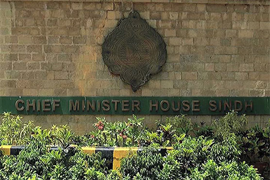 Sindh CM House offices closed due to surge in COVID-19 cases