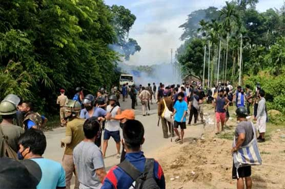 Assam-Mizoram border dispute: 5 Assam policemen killed in violent clashes with Mizoram