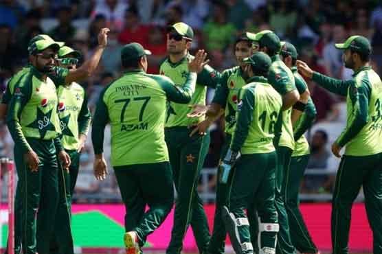 پاکستانی ٹیم ویسٹ انڈیز کیخلاف اپنا ٹی ٹونٹی ریکارڈ برقرار رکھنے کیلئے پر عزم
