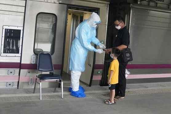 تھائی لینڈ: ٹرین کی بوگیاں کورونا مریضوں کیلئے آئسولیشن وارڈ میں تبدیل