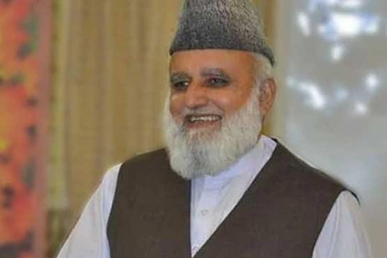 PTI decides to appoint Abdul Rashid Turabi as AJK PM's adviser
