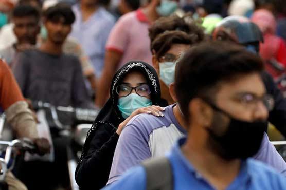 Karachi Coronavirus positivity ratio exceeds 26pc