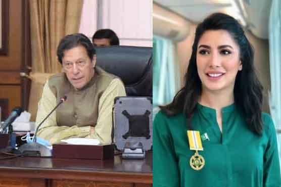 عمران خان کی طرح وزیراعظم بننا چاہتی ہوں: مہوش حیات کے بیان پر مداحوں کی تنقید