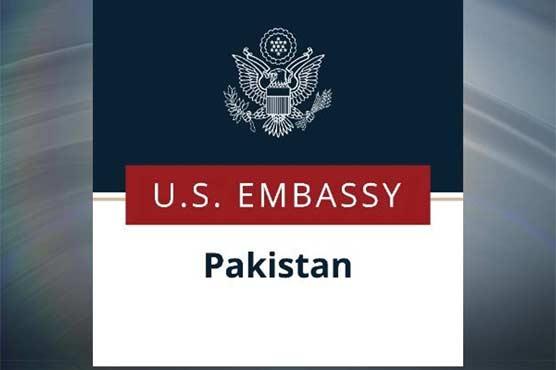 ہم کسی کیس میں عدالتی کارروائی پر اثر انداز نہیں ہو سکتے، امریکی سفارتخانہ