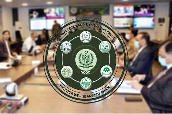 NCOC endorses Sindh government's measures