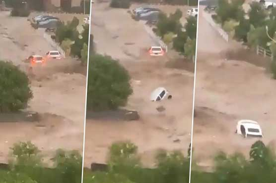 Two killed as torrential rains wreak havoc in Islamabad, Rawalpindi