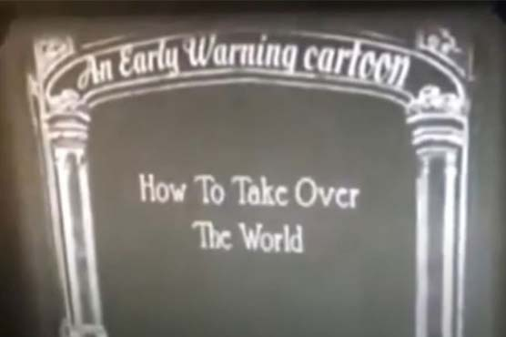 Claims that cartoon from the 1930s predicted COVID-19 pandemic are fake