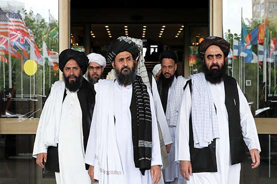 Taliban delegation visits China for talks with officials