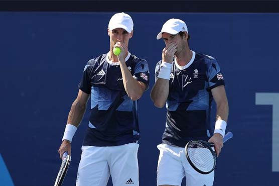 Murray, Salisbury eliminated in Olympics doubles quarter-finals