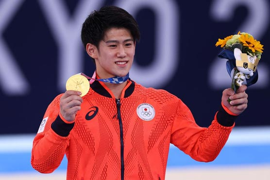 Japan crowns new 'King' as Hashimoto wins all-around