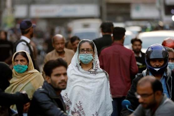 Pakistan reports 4,497 coronavirus cases, 76 deaths in 24 hours