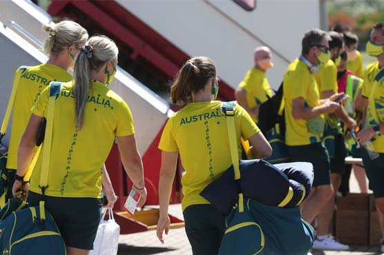 Australia track and field athletes isolating in Covid scare: official