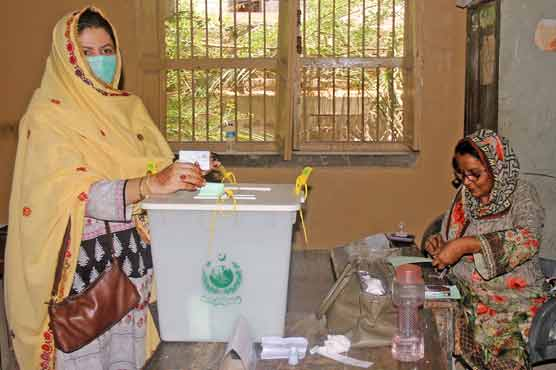 Unofficial ressults: PTI emerges winner in LA-16 Bagh