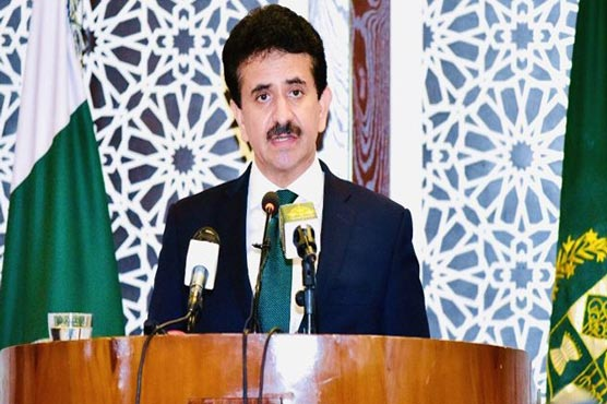 Pakistan calls for efforts to find political settlement of Afghan conflict