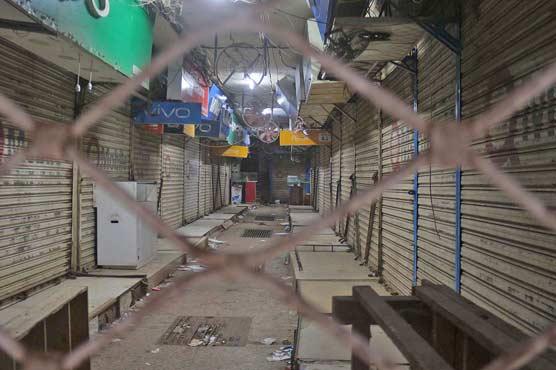 Karachi likely to go under complete lockdown amid virus surge