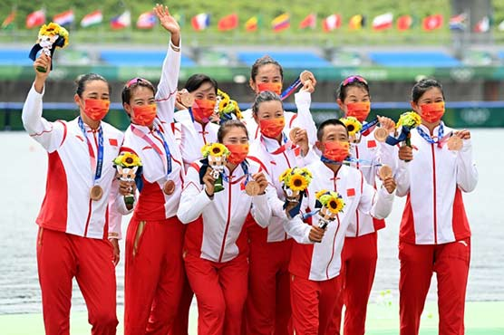 China can be world's best in rowing, says British great Redgrave