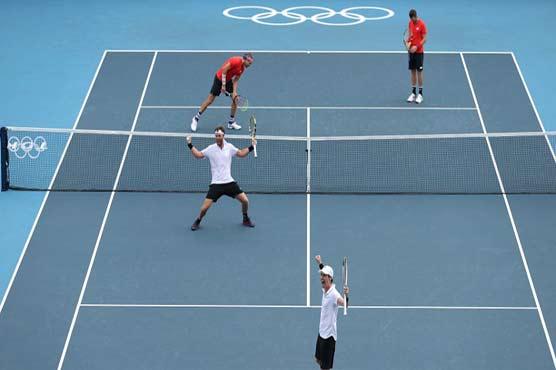 New Zealand's Daniell, Venus win tennis doubles bronze