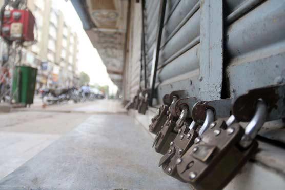 Sindh govt imposes partial lockdown amid virus surge