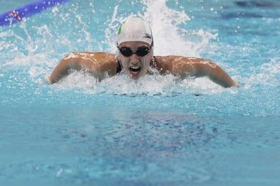 Pakistani swimmer Bisma Khan drops out of Tokyo Olympics