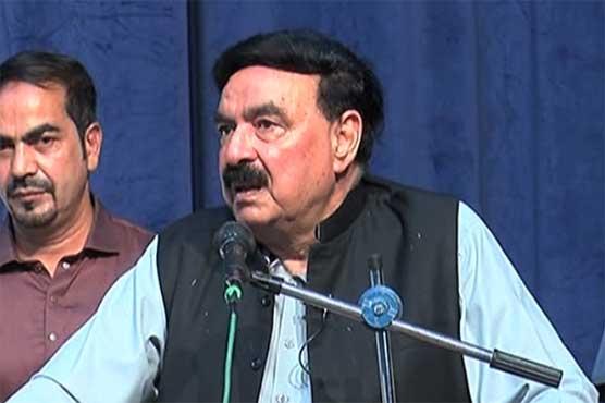 Complete lockdown in Sindh will be damaging: Sheikh Rashid