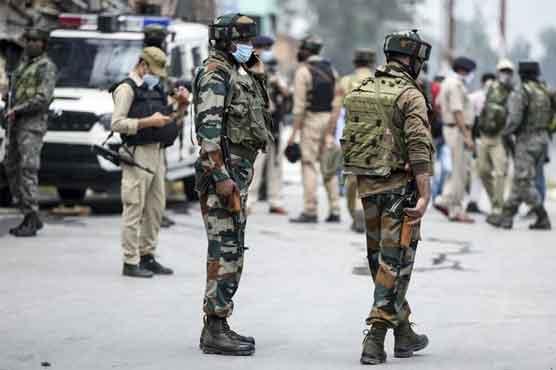 Indian troops martyred three Kashmiri youth in IIOJK