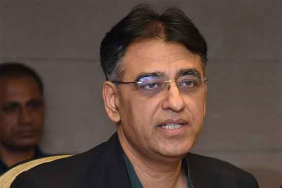 Asad Umar wants Sindh govt to review decision regarding closure of industry, transport