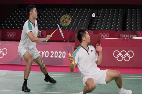 Childhood friends win historic Olympic badminton gold for Taiwan