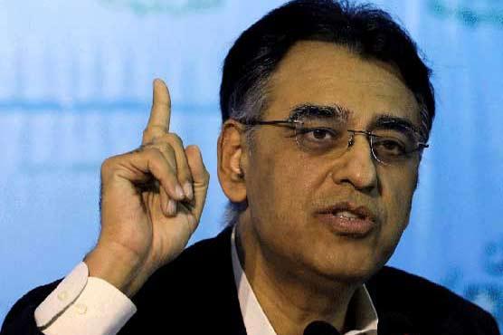 Govt to run massive vaccination drive across country: Asad Umar