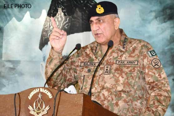 Will not allow terrorists to sabotage peace efforts: COAS