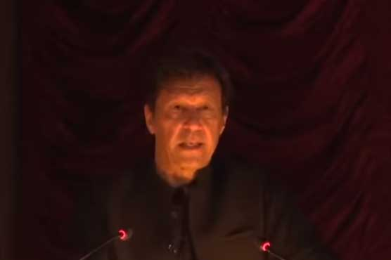 Country's defence is impregnable due to armed forces: PM Imran