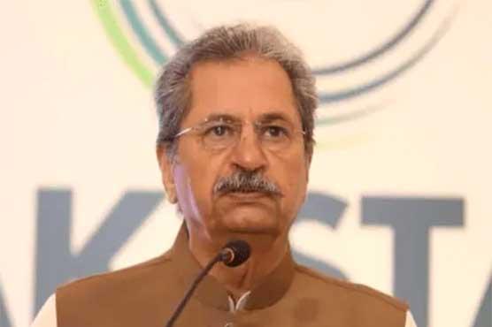 Shafqat Mahmood recovers from coronavirus