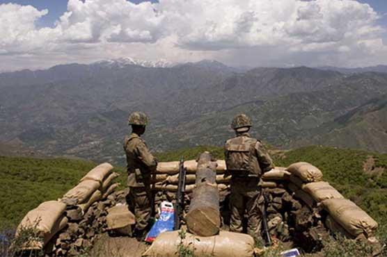 Soldier martyred in landmine blast near South Waziristan check post