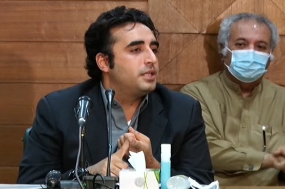 Bilawal demands PM Imran to give account of Covid funds given by international organizations