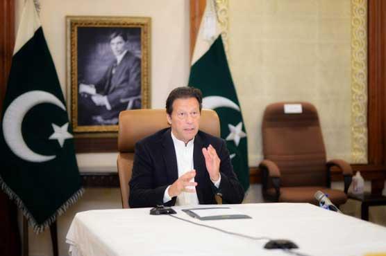 Pakistan ready to talk with India if it restores Kashmir's autonomy: PM Imran
