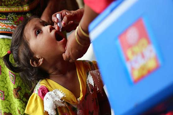 Special polio campaign of varied duration begins in 124 districts of country