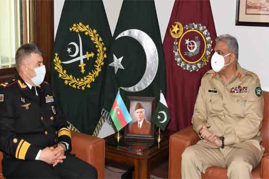 Pakistan values brotherly relations with Azerbaijan: COAS