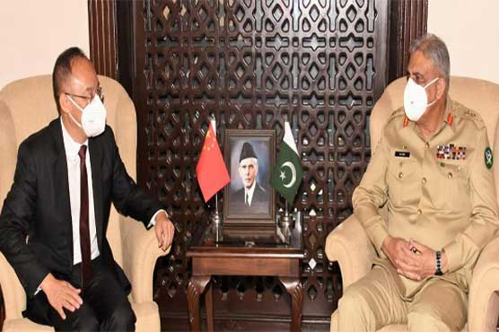 Pakistan greatly values friendly relations with China: COAS
