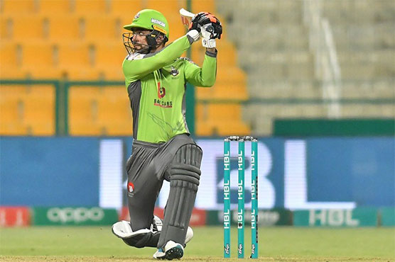 Lahore Qalandars beat Islamabad United by 5 wickets in last over  thriller