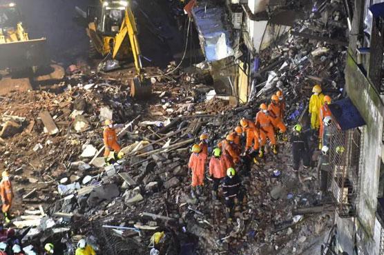 11 dead in Mumbai building collapse