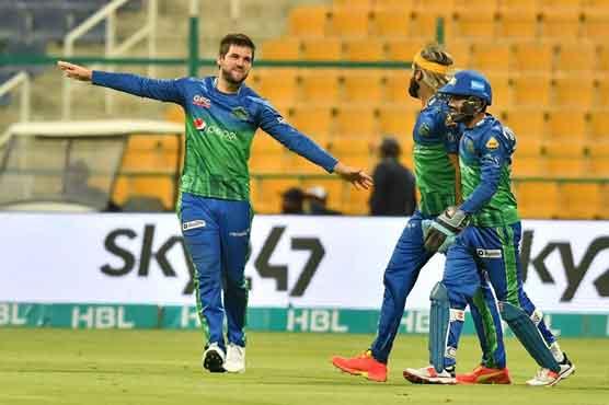 PSL 6: Multan Sultans beat Karachi Kings by 12 runs